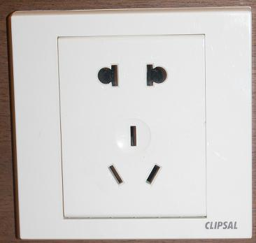 China Electric Receptacle